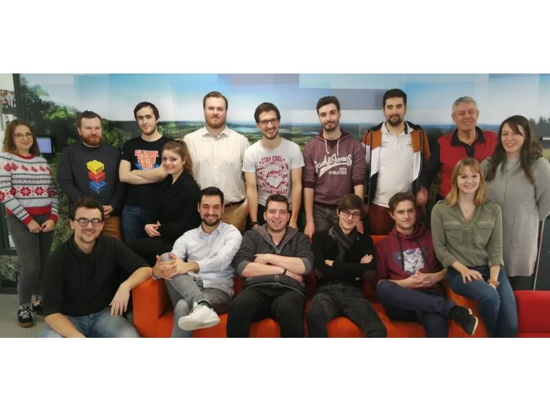 Concepteurs Développeurs & Infographistes 3D